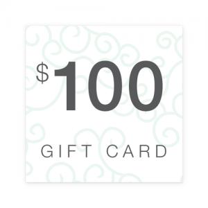 100-Dollar Gift Card